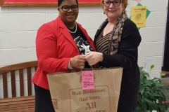 MCWC-Donation to Huie Elementary Schools First Aid