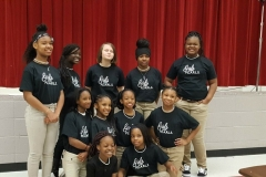 MCWC with Huie Elementary School Girls for Pearls Afterschool Program2